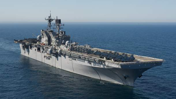 США зміцнюють український флот, щоб завадити Росії, – The Wall Street Journal