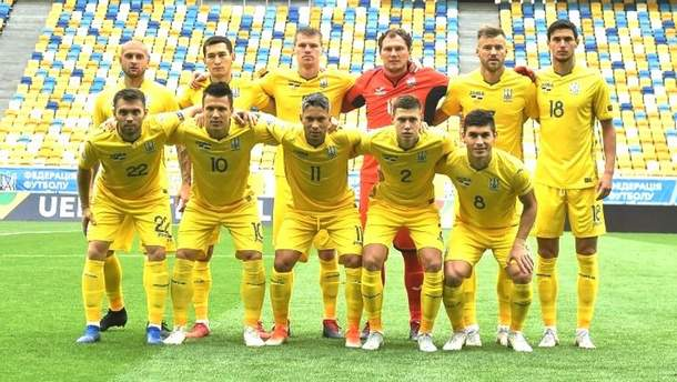 Люксембург – Украина: анонс матча отбора Евро-2020