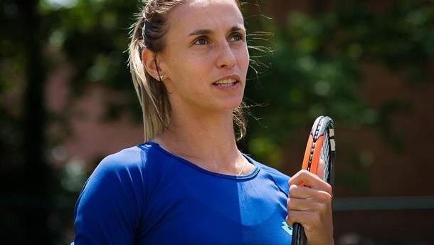 """Українська тенісистка показала як набиває м'яч і попросилася в """"Динамо"""", їй відповів Вербіч"""