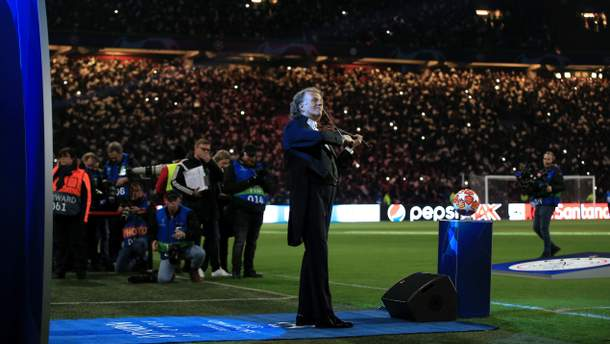 "Музика прикрашає футбол, спробуйте довести протилежне вболівальникам ""Аякса"""