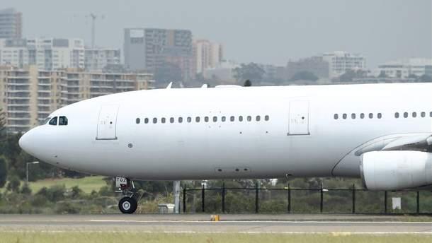 Літак Boeing 737 MAX 8 (ілюстративне фото)