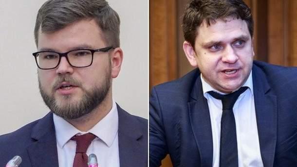 Евгений Кравцов и Андрей Рязанцев