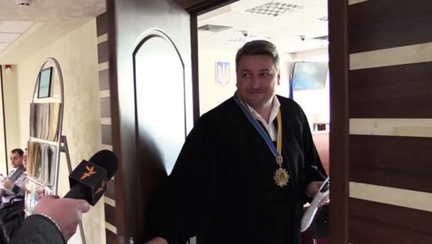 Высший совет правосудия отложил назначение племянника Кивалова в Верховный суд