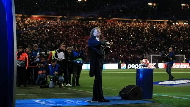 """Музыка украшает футбол, попробуйте доказать обратное болельщикам """"Аякса"""""""