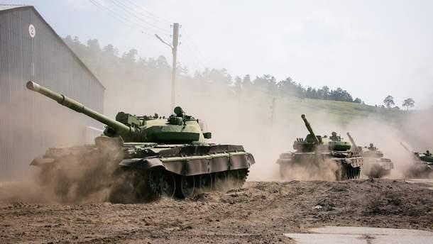Окупанти розміщують танки та міномети біля житлових будинків, – ОБСЄ
