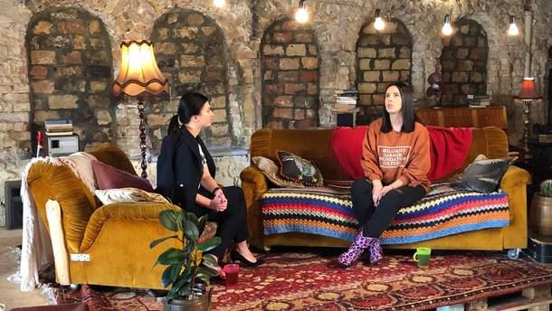 Джамала рассказала о своей мечте выступить в оккупированном Крыму