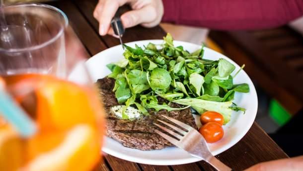 Яка дієта сприяє довголіттю