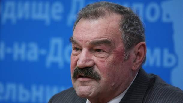 Умер российский актер Петр Зайченко