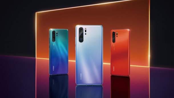 Huawei P30 з'явився на сайті: виробник випадково розкрив характеристики смартфона