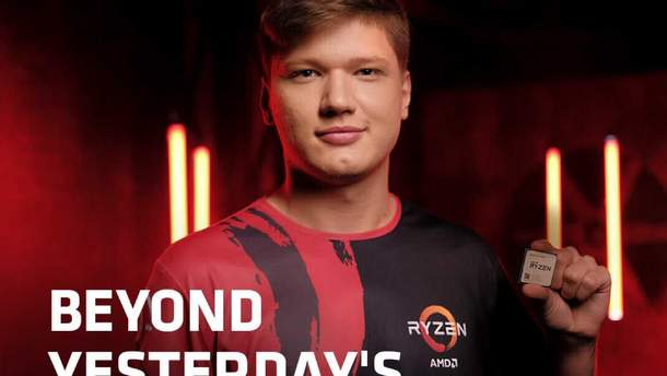 Найкращий кіберспортсмен світу – українець  Костильов – став амбасадором компанії AMD
