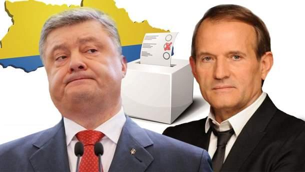 Медведчук готується до поразки Порошенка на виборах
