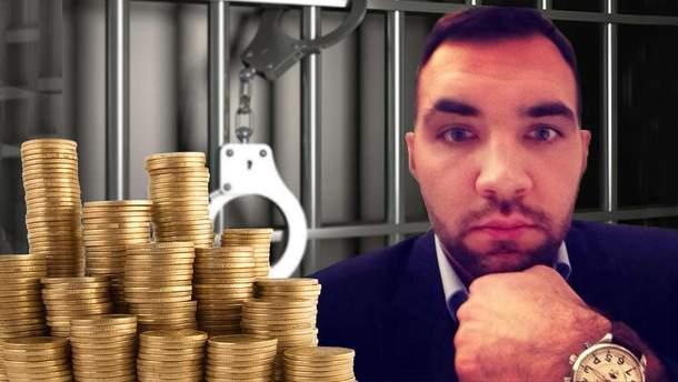 Скільки заробляв чиновник, якого ув'язнили за премію самому собі