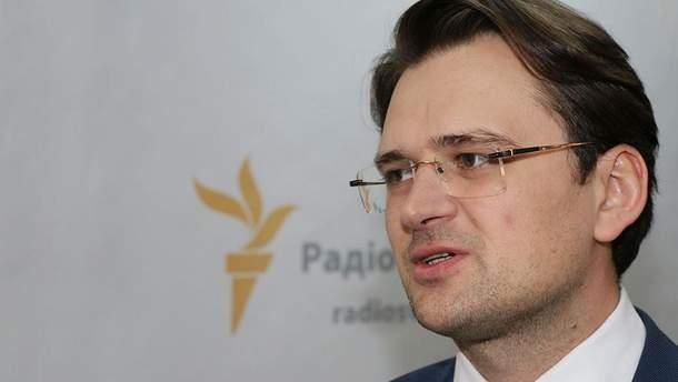 Постоянный представитель Украины в Совете Европы Дмитрий Кулеба