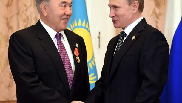 Чи надихне Путіна приклад Назарбаєва? – Le Figaro