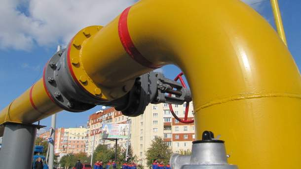 Украина предлагает свои подземные хранилища для хранения газа европейских стран