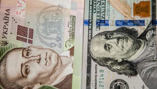 Доллар и гривна накануне выборов
