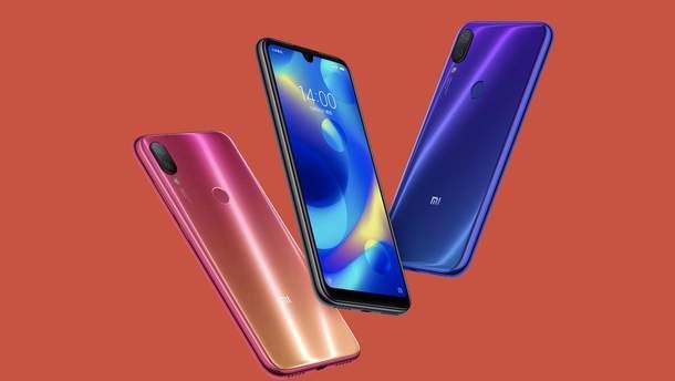Бюджетный смартфон Xiaomi Mi Play официально представили в Украине