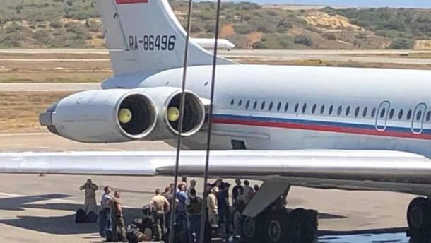 Чому російські літаки прибули до Венесуели? – Washington Post