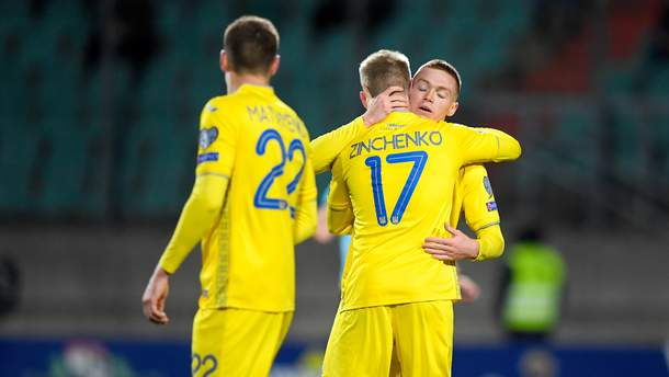 Найкращий гравець матчу Люксембург – Україна: опитування читачів Спорт24