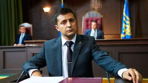 Чи зніметься Володимир Зеленський з виборів?