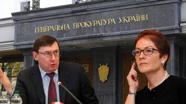 Істерика генпрокурора Луценка, або Який реальний список передала Україні Йованович