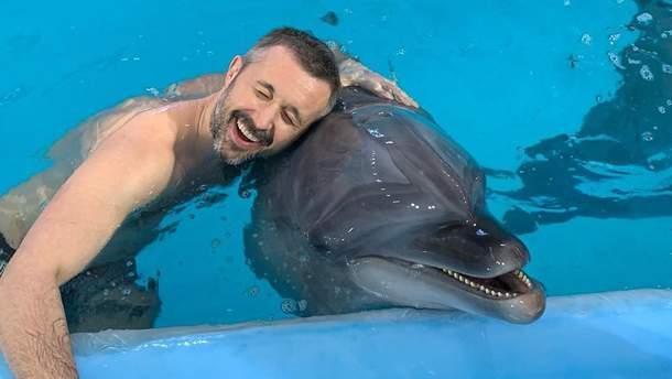 Це всього лише від незнання: Сергій Бабкін прокоментував нападки зоозахисників після дельфінарію