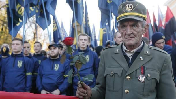 Бойцов УПА официально признали участниками боевых действий