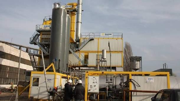 Завод італійської компанії MARINI збудували на Луганщині