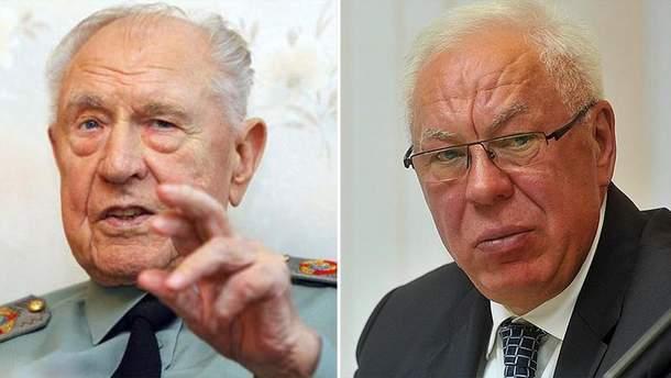 Экс-министра СССР Дмитрия Язова и экс-офицера КГБ Михаила Головатова осудили в Вильнюсе