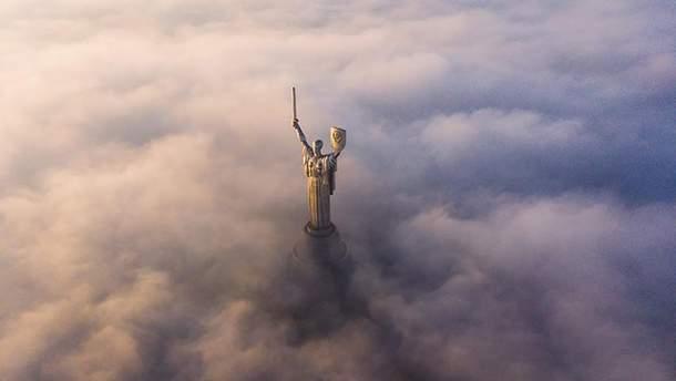 """Фото Сергея Ристенко """" Монументы Киева"""""""