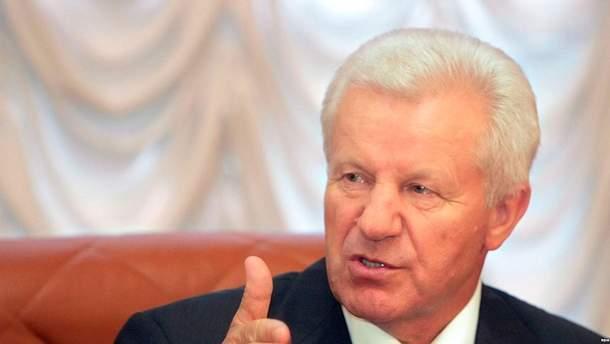 Мороз снимает свою кандидатуру с выборов президента Украины