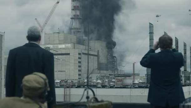 "Фільм ""Чорнобиль"": трейлер"