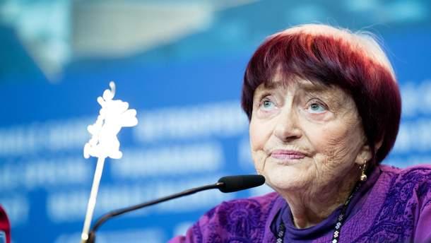 Померла Аньєс Варда - причина смерті кінорежисерки фільму Щастя