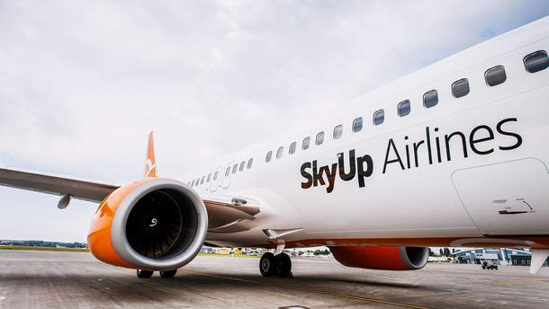 SkyUp літатиме з Києва та Харкова до Парижа
