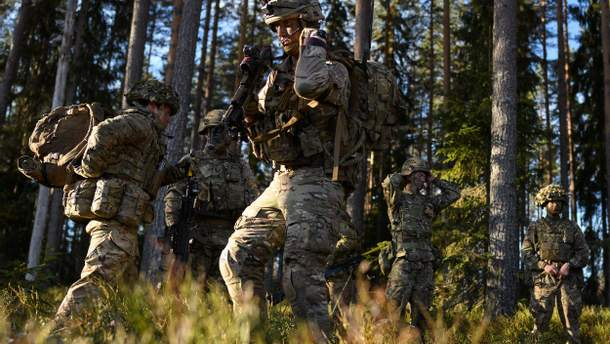 Україна прагне до НАТО