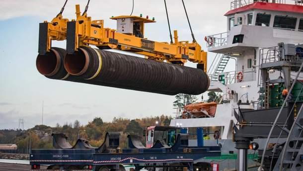 """Своим отказом по """"Северному потоку-2"""" Дания может ослабить """" Газпром"""""""