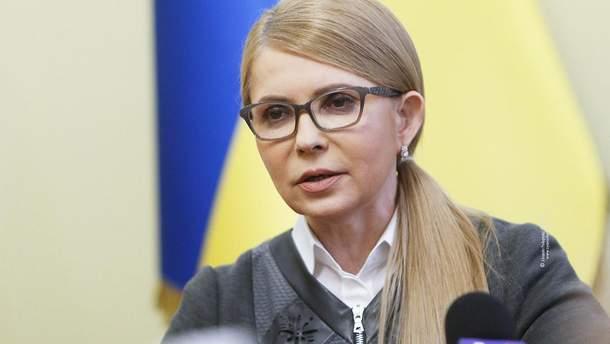 Тимошенко не оскаржуватиме у суді результати першого туру виборів президента
