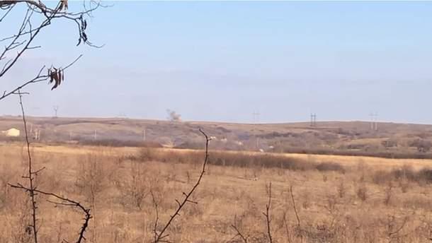 """Знищення бійцями ЗСУ """"Утьосу"""" бойовиків на Донбасі потрапило на відео"""