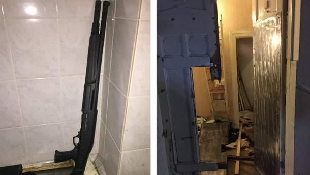 Співвласник квартири застрелив іншого власника у Києві
