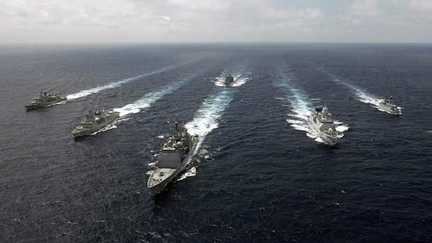 """США готовят """"ответ"""" России в Черном море"""