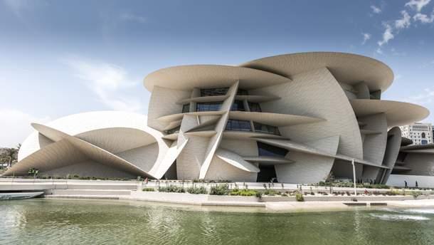 Национальный музей Катара открылся в Дохе