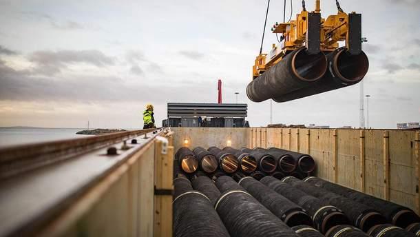 """Європарламент затвердив газову директиву проти """"Північного потоку-2"""""""