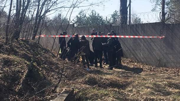 В Киеве зарезали мужчину: фото