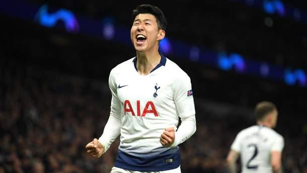 Тоттенхем - Манчестер Сіті: відео голів, огляд матчу Ліга чемпіонів 2018/19