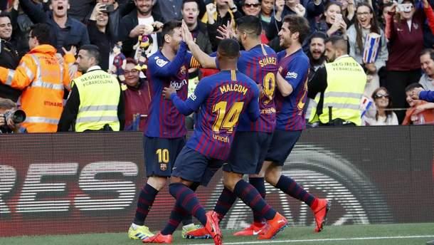 Манчестер Юнайтед - Барселона: прогноз, ставки на матч Ліга чемпіонів 2018/19