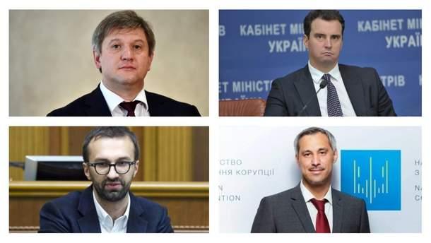 Советники Зеленского - кто они такие и что о них известно