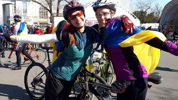 Фото с Одесской велосотки-2019
