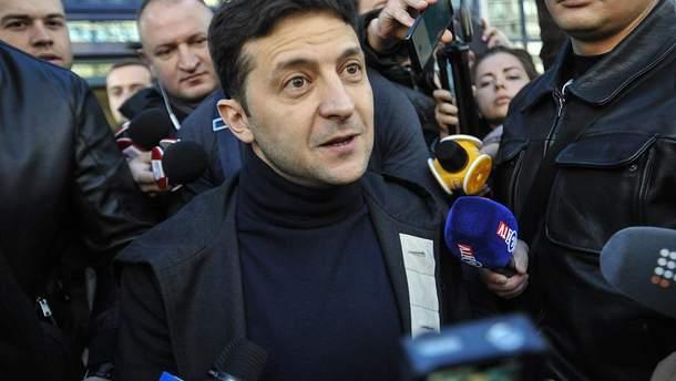 Зеленский выступил за выплаты пенсий жителям оккупированного Донбасса
