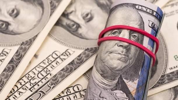 Скільки коштуватиме долар до кінця 2019 року