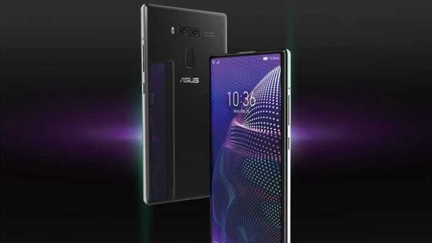 ASUS готовит новый смартфон с оригинальным слайдером